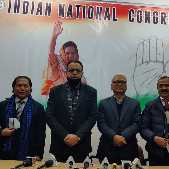 People of Meghalaya are fed up with state govt: AICC secretary in-charge