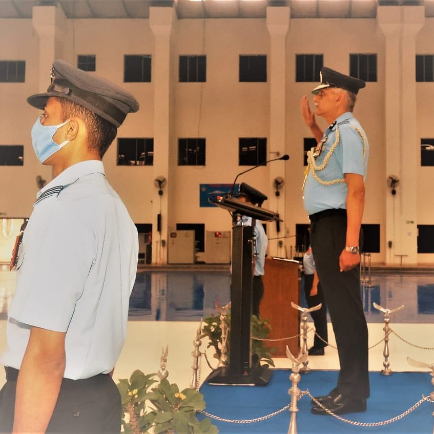 Tezpur Air Force Station ready to face any challenge in eastern sector: IAF