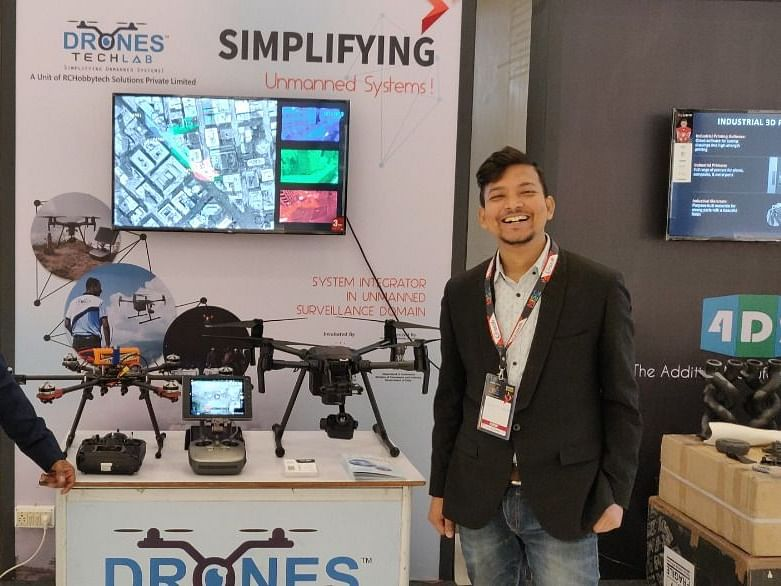 How these young entrepreneurs from Assam are keeping India safe with drone tech