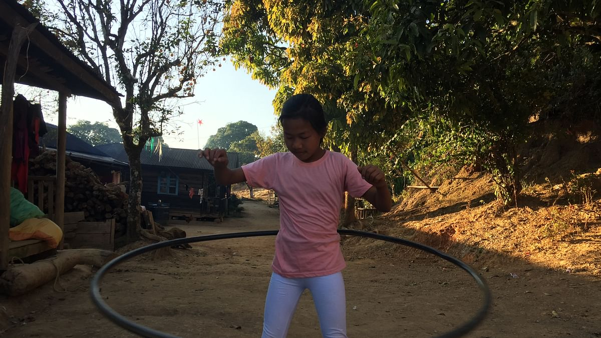 Watch: This 11-year-old Manipuri girl will amaze you with her acrobatics