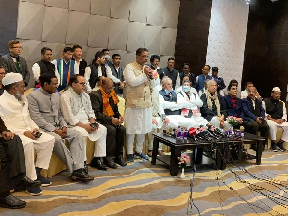 Assam 2021: Congress announces grand alliance to take on the BJP