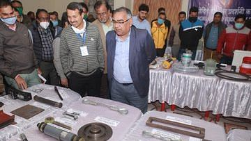 NFR organises exhibition of safety items to encourage local entrepreneurs