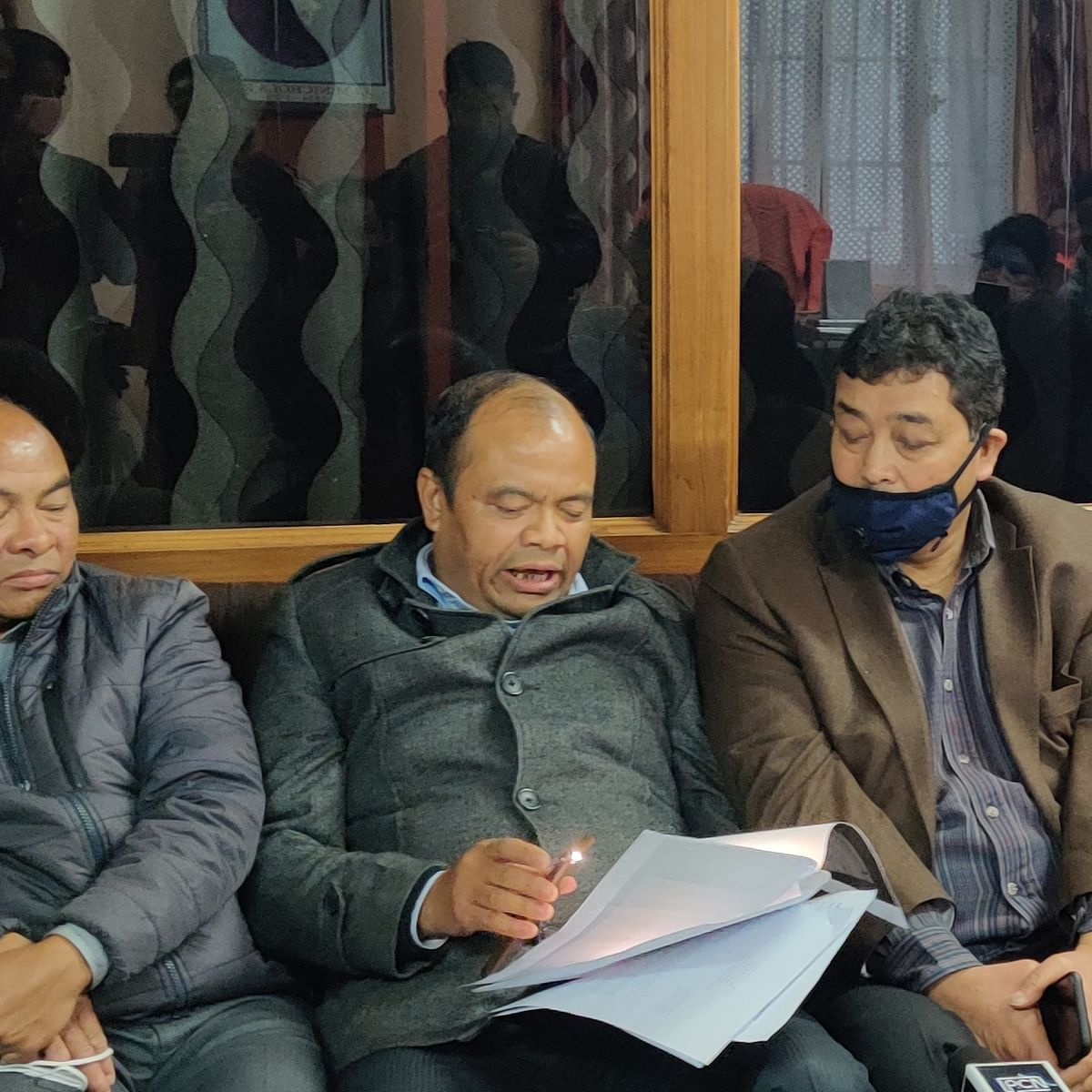 Meghalaya: Row over funds earmarked for district councils