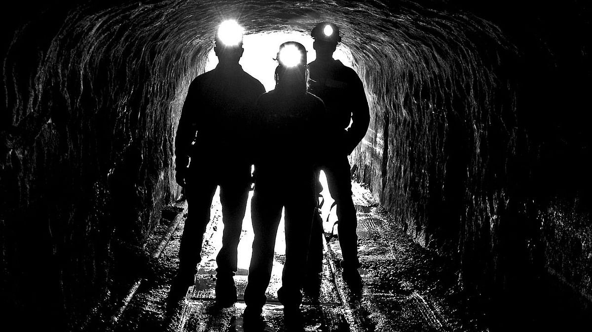 Six including three brothers dead in an accident inside 'illegal' coal mine