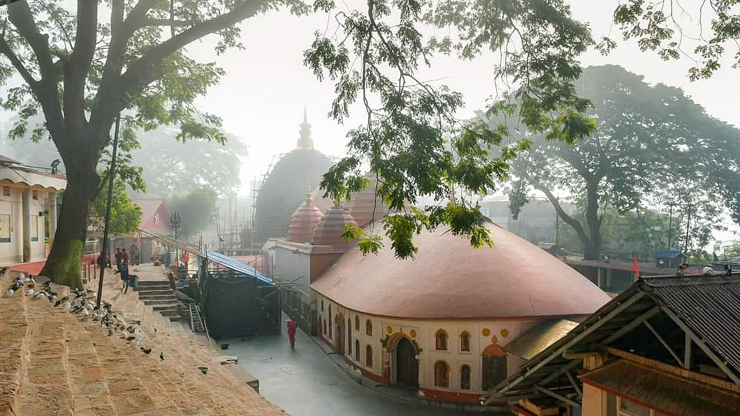 No COVID-19 test required to enter Kamakhya Temple