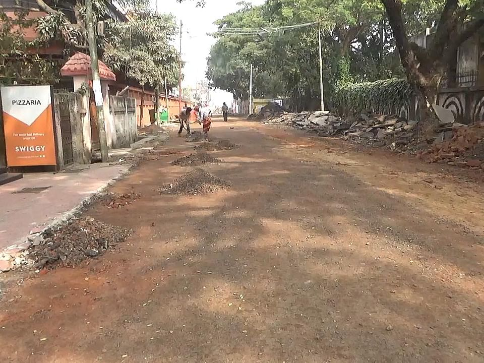 Tripura gets first road made from plastic waste