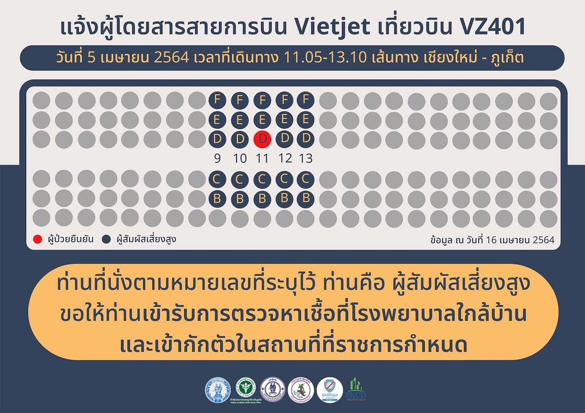 เที่ยวบิน VZ401
