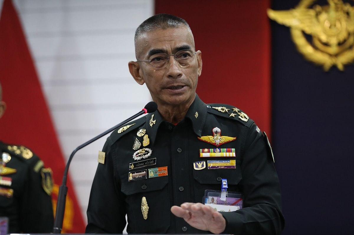 พล.อ.เฉลิมพล ศรีสวัสดิ์ ผู้บัญชาการทหารสูงสุด