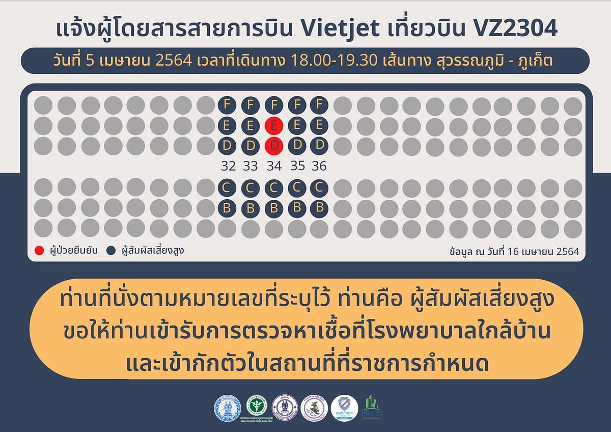 เที่ยวบิน VZ2304