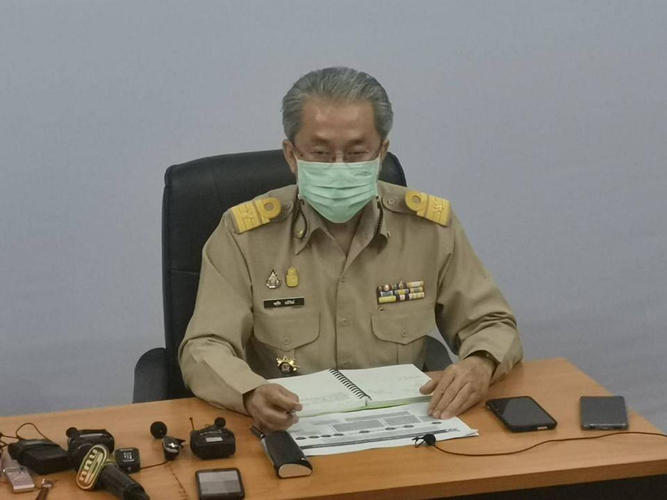 นพ.จตุชัย มณีรัตน์ นายแพทย์สาธารณสุขจังหวัดเชียงใหม่