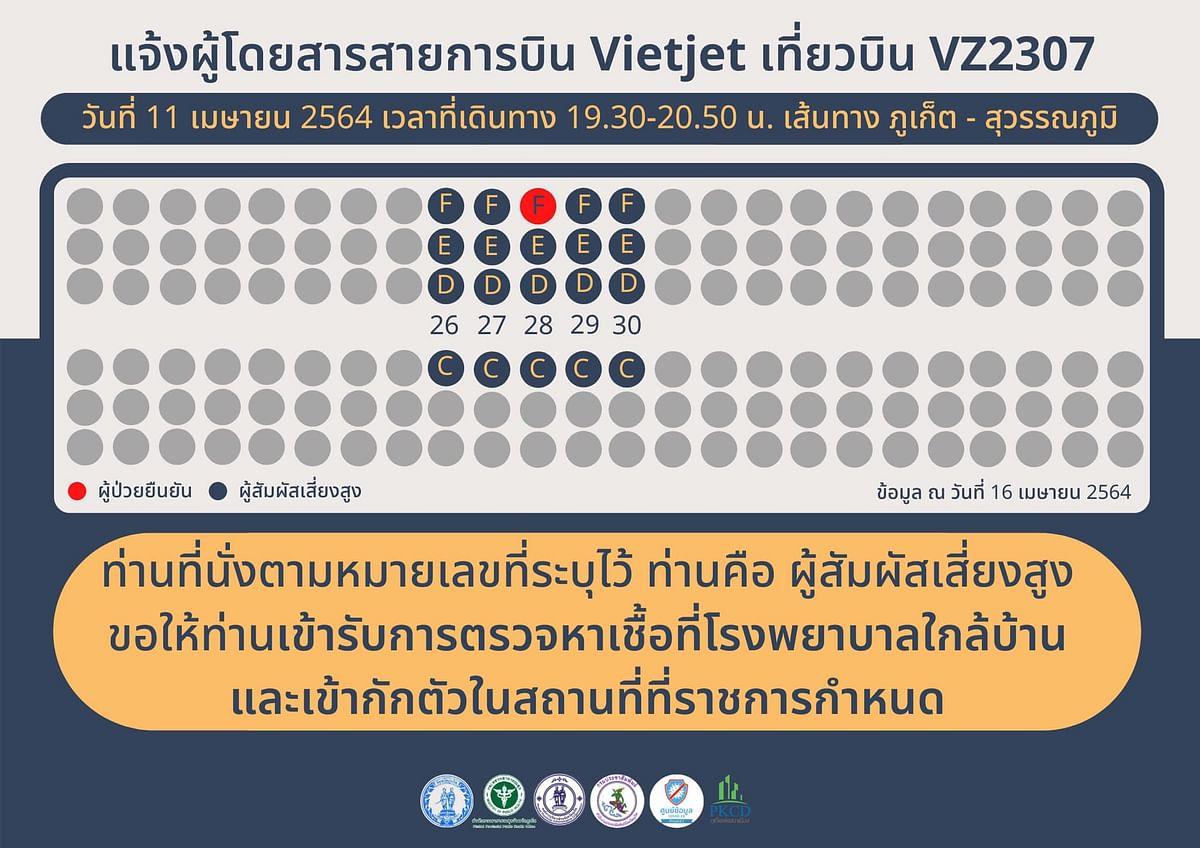 เที่ยวบิน VZ2307