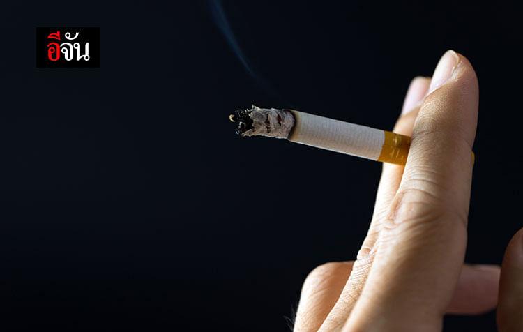 บุหรี่ ทำให้เกิดโรคหลอดเลือดหัวใจตีบตันได้