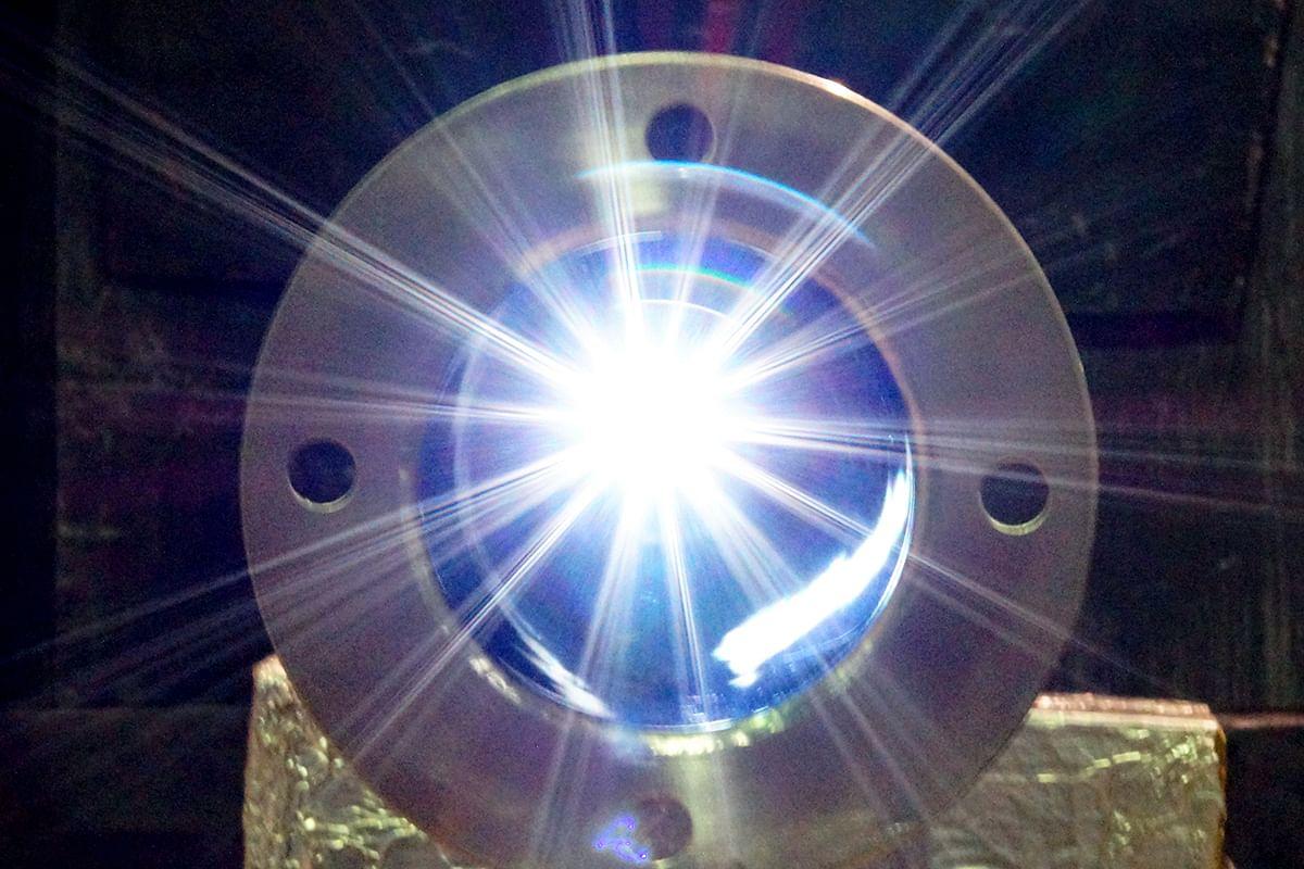 แสงซินโครตรอน