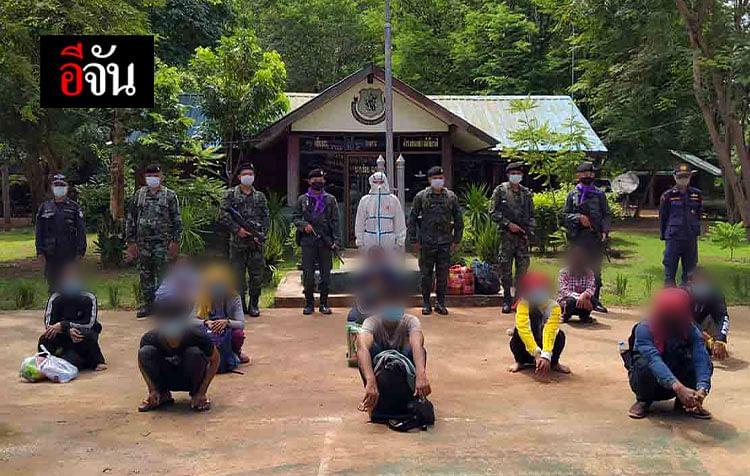 เจ้าหน้าที่ชุดจับกุม พบเป็นแรงงานชาวกัมพูชา