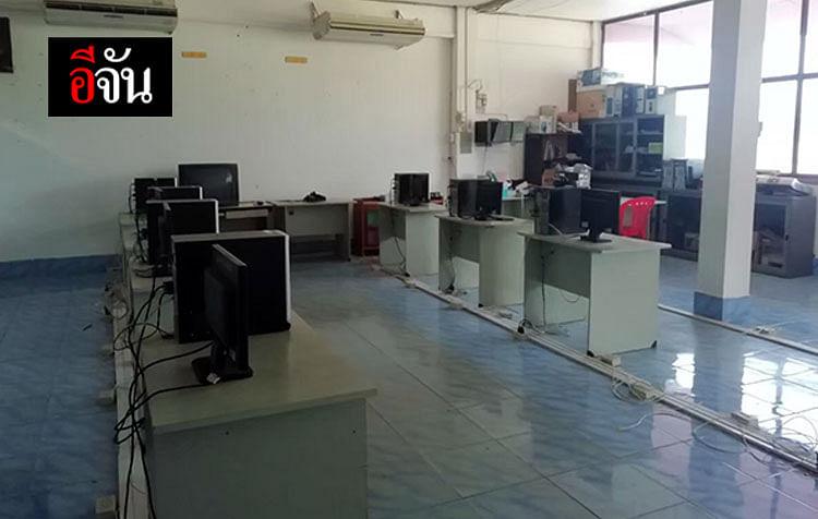 โรงเรียนบ้านผาเวียง มีคอมพิวเตอร์ ใช้เรียนเพียง 13 เครื่อง