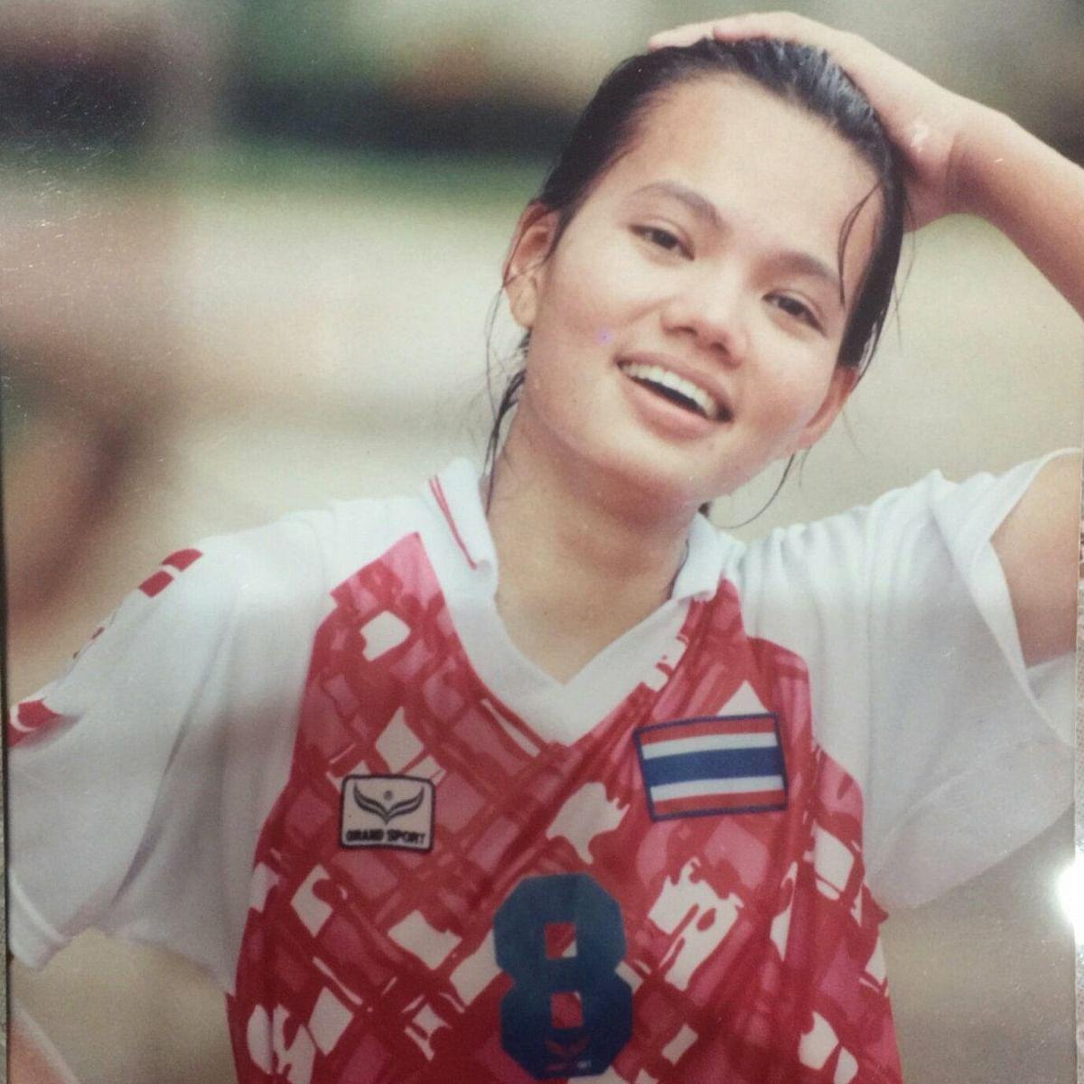 ปริม อินทวงศ์ อดีตนักกีฬาวอลเลย์บอลหญิงทีมชาติไทย