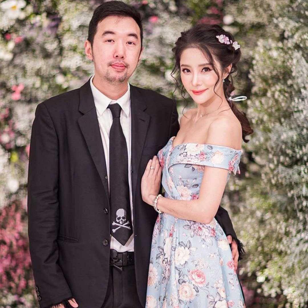 แจม ชรัฐฐา หรือ แจม เนโกะ จัมพ์ กับแฟนหนุ่มนักธุรกิจ
