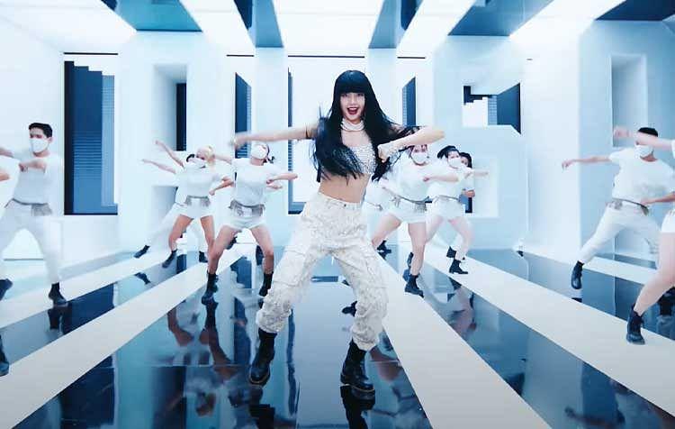 MV เพลง LALISA