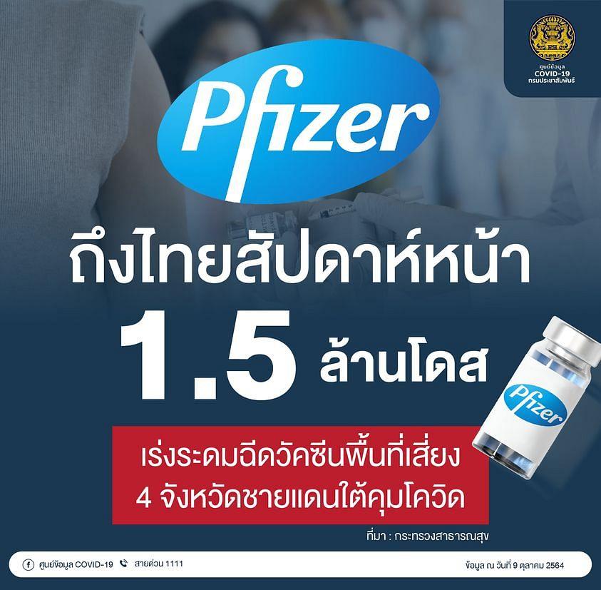 วัคซีน Pfizer