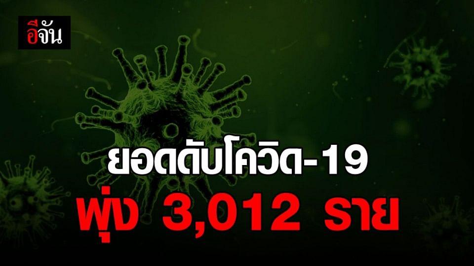 ยอดผู้ติดเชื้อโควิด-19 พุ่ง 95,092 คน ดับ 3,012 ราย