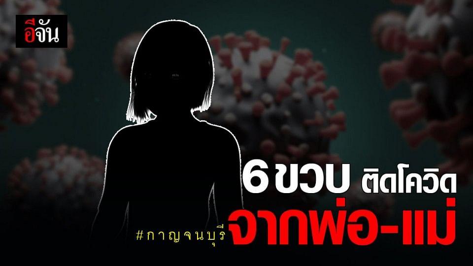 กาญจนบุรี เผย ไทม์ไลน์ ผู้ป่วยโควิด 19 รายที่ 5 เป็นหนูน้อย 6 ขวบ