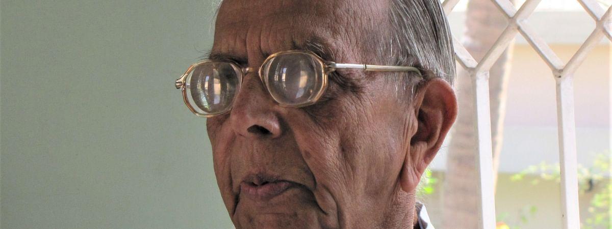 ಪ್ರೊ. ಜೆ. ಆರ್. ಲಕ್ಷ್ಮಣರಾವ್