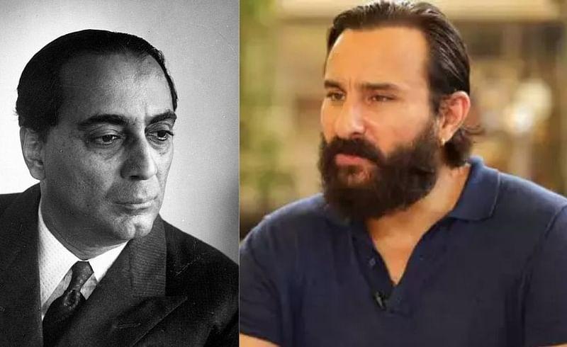 saif ali khan play role of nuclear physicist homi bhabha