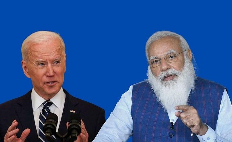 narendra modi and joe biden