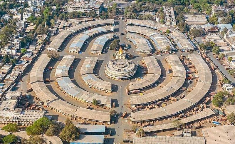 Pune Market Yard