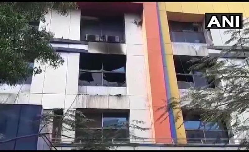Virar covid hospital fire update