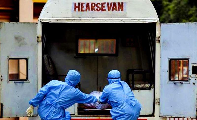 Covid-Hearse-Van