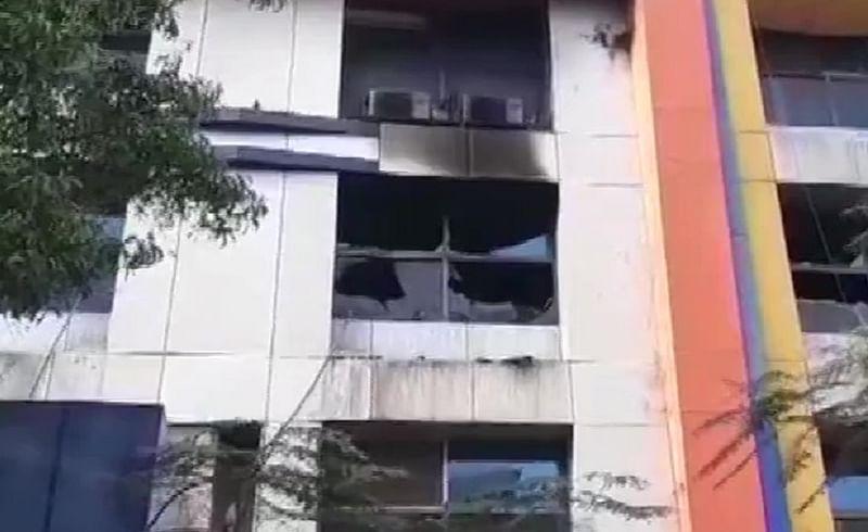 विरार रुग्णालय दुर्घटना - डॉक्टरांनी सांगितले आगीचे कारण