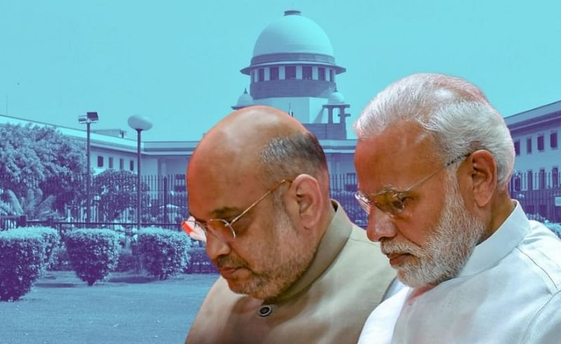 Supreme Court and Central Govt