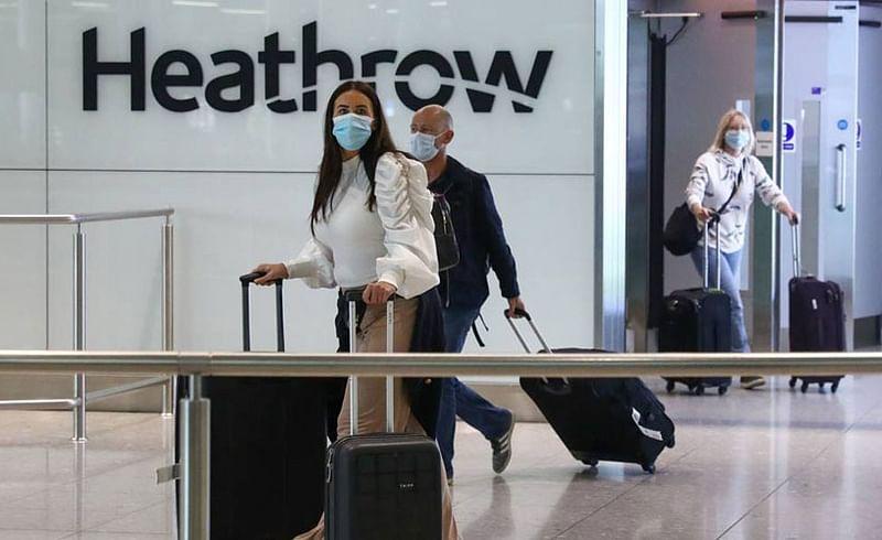 britain heathrow airport