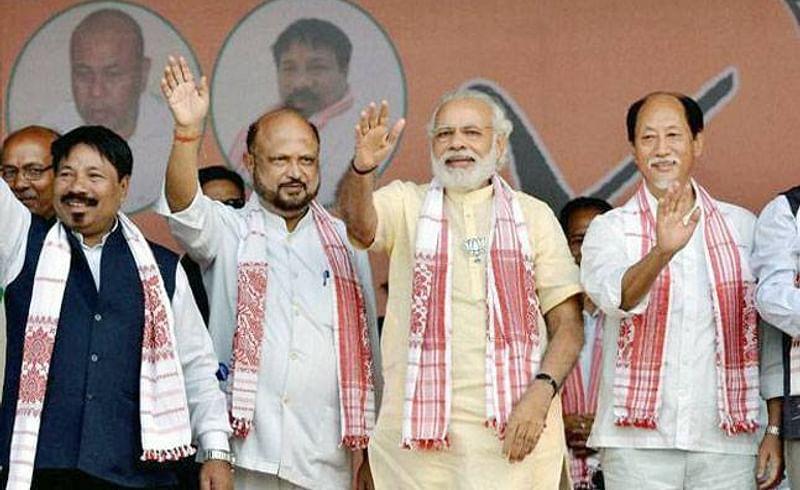 Exit Polls In Assam: भाजपचाच वरचष्मा; सत्ता राखणार; असे आहेत आकडे
