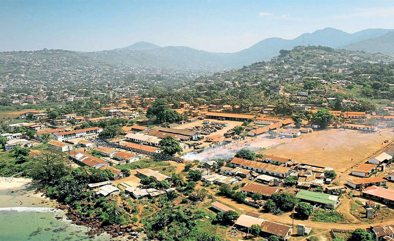 sierra leone country