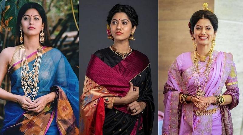Pooja Sawant, Akshaya Deodhar and Abhidnya Bhave