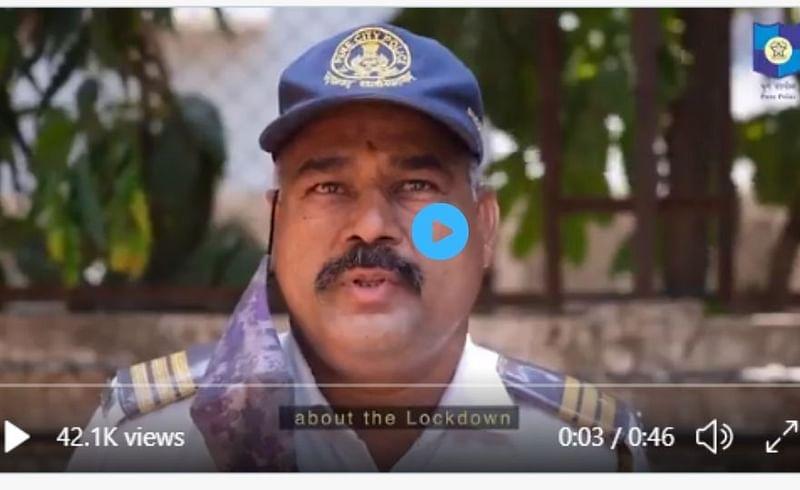 VIDEO: संचारबंदीचे उल्लंघन करणाऱ्या पुणेकरांची भन्नाट कारणे; ऐकून पोलिसही झाले हैराण