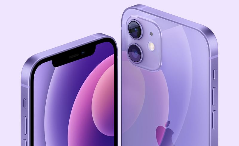 iphone 12 new purple color variant