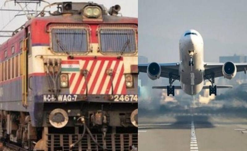 कोल्हापूर-मुंबई धावणारी महालक्ष्मी एक्स्प्रेस आजपासून 13 दिवस रद्द, तर कोल्हापूर-अहमदाबाद विमानसेवा ही स्थगित