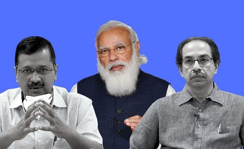 narendra modi uddhav thackeray