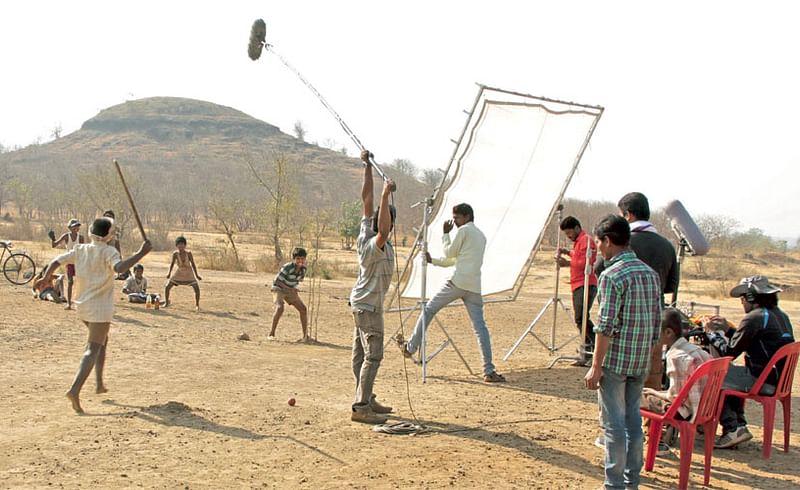 Tendalya Movie Shooting