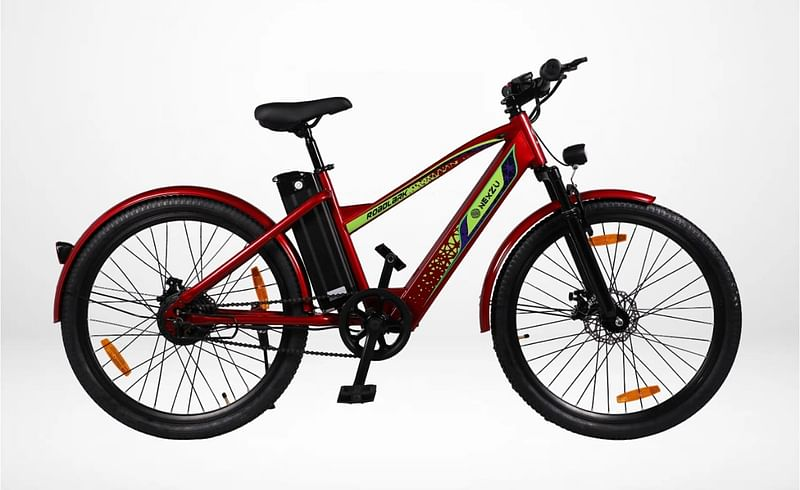 Nexzu mobility ची ई-सायकल लाँच; एका चार्जिंगमध्ये 100 किमी धावणार