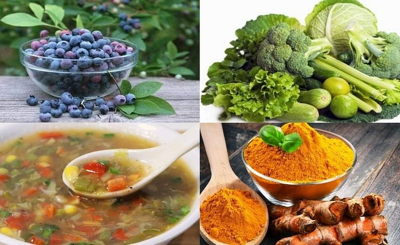 आहारात करा ५ पदार्थांचा समावेश; होणार नाहीत लशीचे साईड इफेक्ट्स