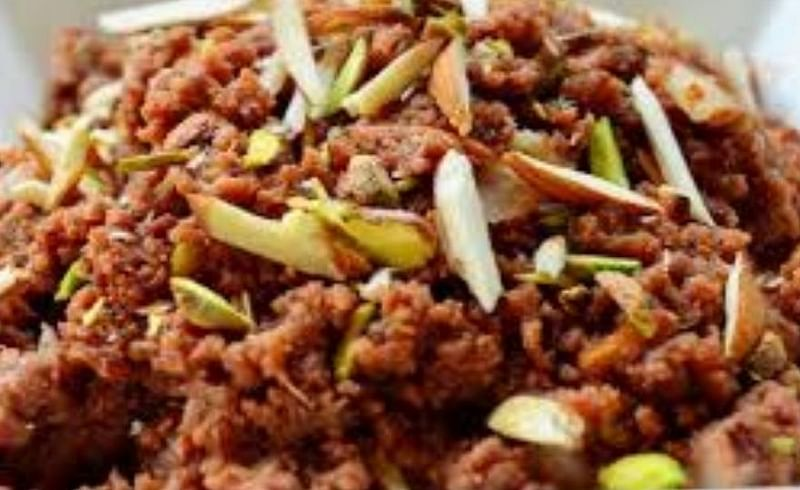 Khajoor Halawa Recipe
