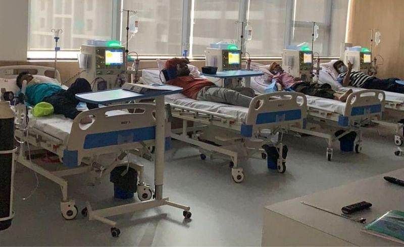 रहाटणी येथे गरजू रुग्णांना मोफत डायलेसिस सुविधा
