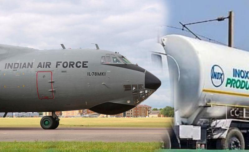 air force-oxygen