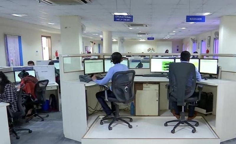 MEMS control room