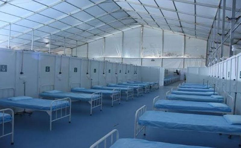 दिल्लीतील मैदाने होणार कोविड रूग्णालये; रामलिला मैदानावर १ हजार खाटांचे सेंटर