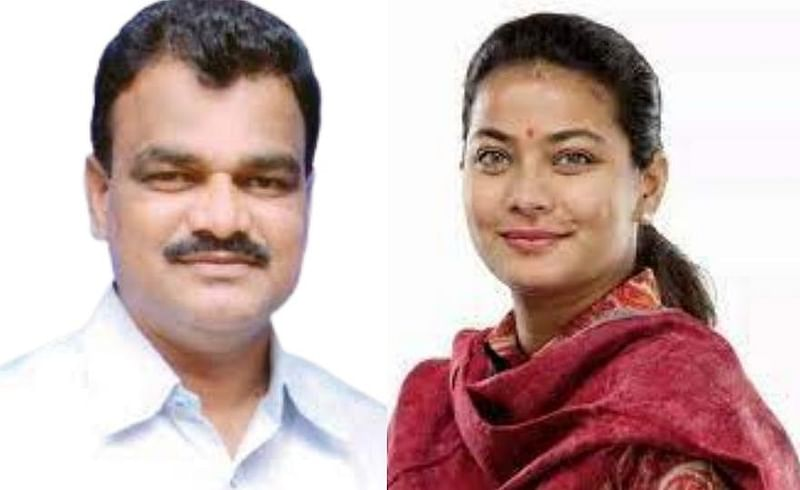 guardian minister dattatraya bharane and mla praniti shinde